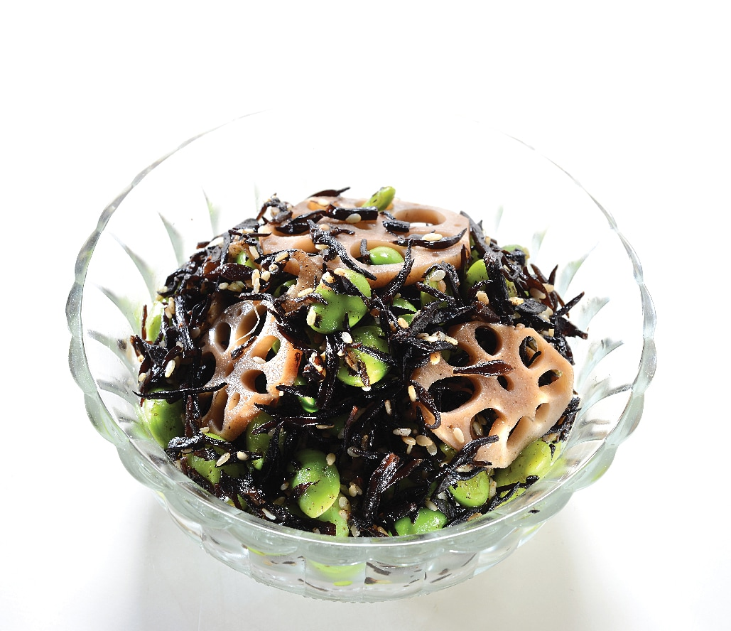 Black Hijiki Salad | Taiwantrade.com