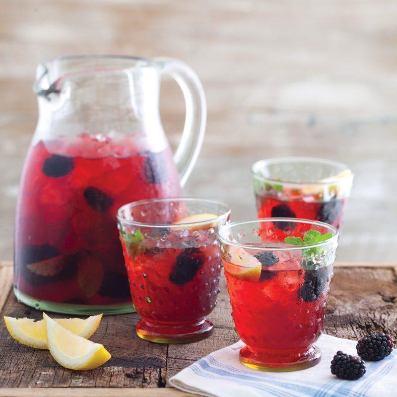 5 công thức làm trà ủ lạnh giải nhiệt mùa hè - A+ Juice