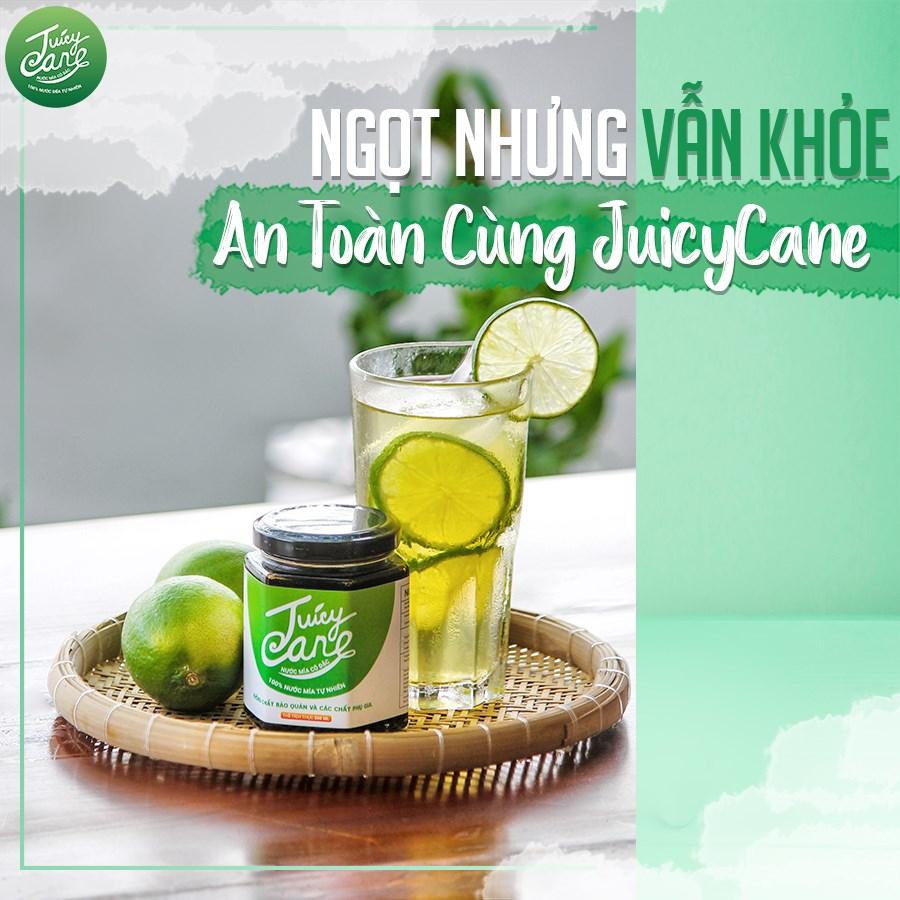 MẬT MÍA JUICY CANE – Vegan Store