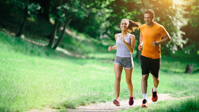 Chạy bộ buổi sáng có giảm cân không? | Cường Gym