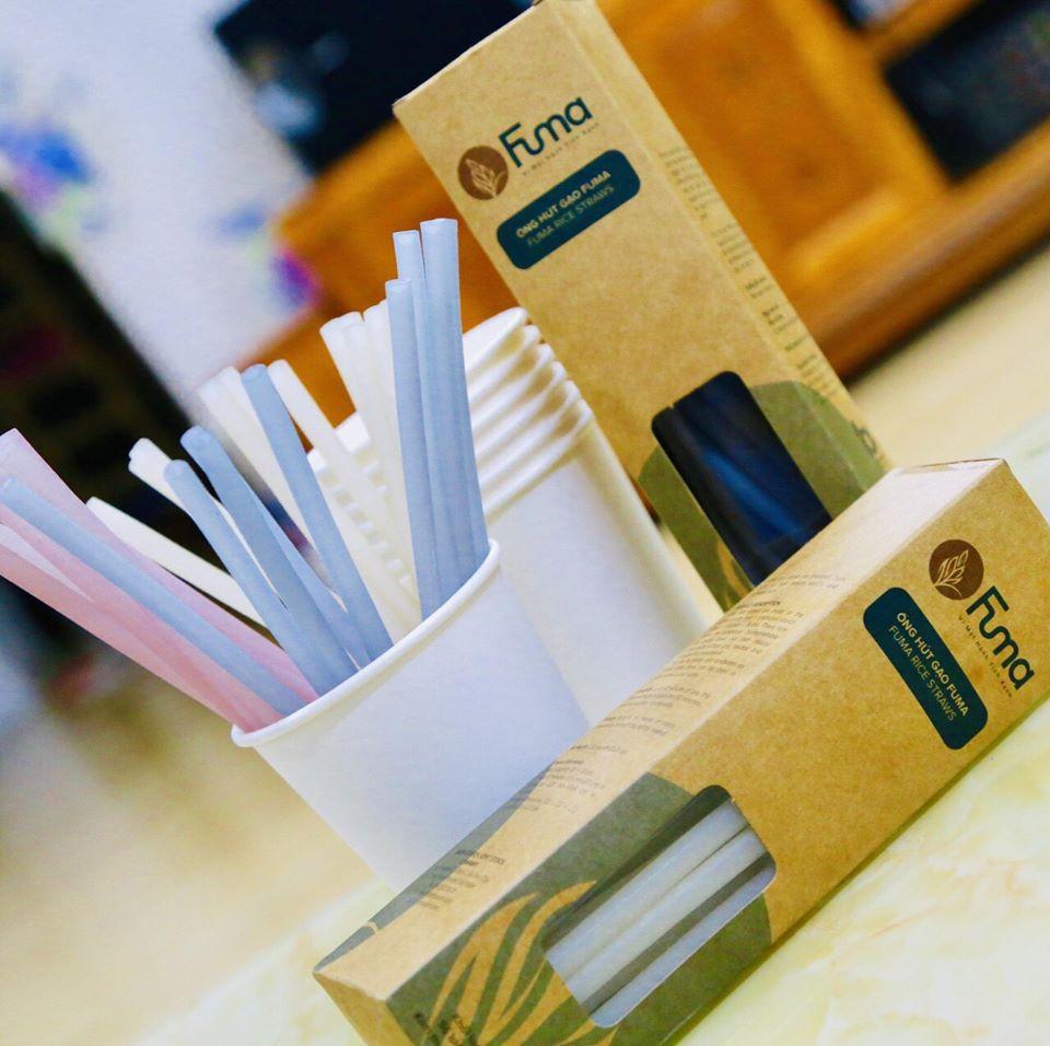 ống hút gạo (Fuma) - Green Shop Đồng Tháp