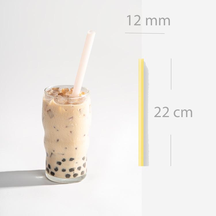Ống hút gạo FUMA uống trà sữa (1kg) - 100% tự nhiên, đạt kiểm định FDA Hoa Kỳ - ROWLOW | SỨC KHỎE VÀ SẮC ĐẸP