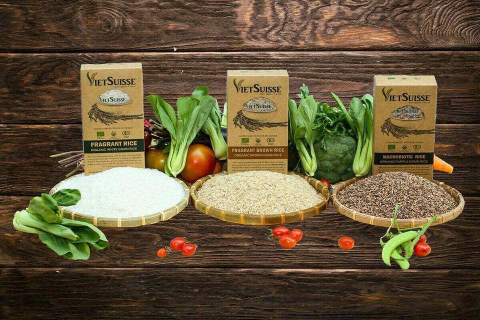 Gạo Vietsuisse